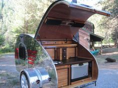 Mini Tears - tear drop trailer for my mini! we are getting one someday...