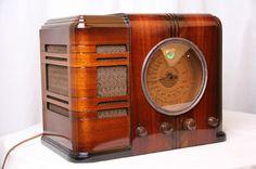 1937 Silvertone Tube Radio