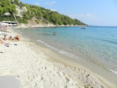 Greece, Sithonia, Agio Ioannis beach
