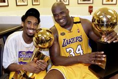 Bryant and O'Neal broke through in 2000 to win their first NBA champion; defeating the Indian Pacers 4-2.
