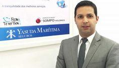 Fernando Grossi assume diretoria comercial da Yasuda Marítima. Filial Brasília tem novo gerente