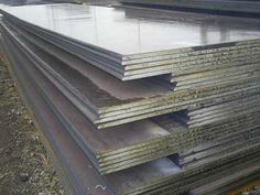 Mild Steel Sheets are used for housing roofs and in the workshop to cover the roof and emit the dry air to out st.