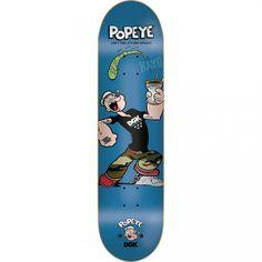 DGK Skateboards <br> DGK X Popeye Deck <br> 8.06x32