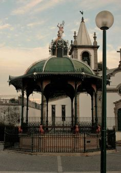 Visit Portugal, Spain And Portugal, Gazebos, Prop Design, Restaurant Interior Design, Kiosk, Portuguese, Garden Furniture, Beautiful Images