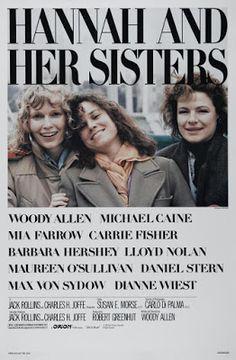 """Rock and More By Addison de Witt: El otro día volví a ver """"Hanna y sus hermanas"""""""