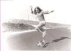 Robin Logan   Earthski Skateboards   San Diego
