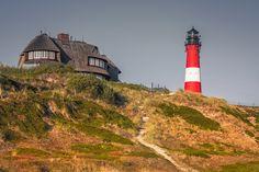 Leuchtturm Hörnum (Sylt), Hörnum, Küste, Leuchtturm, Nordsee