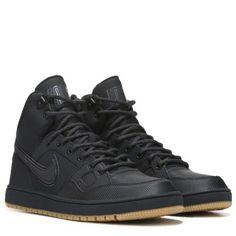 Nike Men's Son of Force Mid Winter Flash Sneaker Boot at Famous Footwear