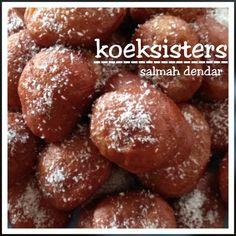 Koeksisters recipe by Salmah Dendar