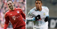 Ligue des Champions - L'OM retrouve Ribéry