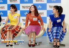 [포토엔]신은하-김아라-한송이 '초미니 입은 탈북미녀들, 담요는 필수' - 중앙일보 연예
