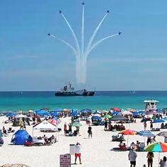 The Stand Webcam Beach Pensacola