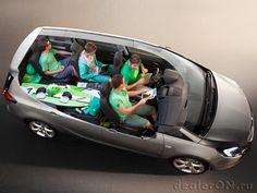 Минивэн Opel Zafira Tourer получает 200-сильный турбированный двигатель | Новости автомира на dealerON.ru