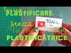 Come PLASTIFICARE con ferro da stiro - trucco life hacks in italiano - YouTube