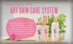 Authentic beauty radiates from within, and these products were created to emphasize your inherent beauty.
