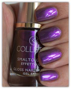 562 Viola Camaleonte/Violet Purple #collistar