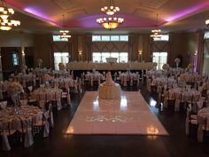 Elegant Wedding In The Amore Grand Ballroom Whitedancefloor Avantimansion Avantimansionballroom Amoregrandballroom