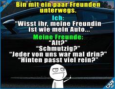 Typisch Freunde x.x  Lustige Sprüche #1jux #Sprüche #lustigeSprüche #Humor #Freunde #gemein #fies