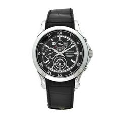 Seiko Men's SPC053 Premier Black Leather Perpetual Calendar Chronograph Watch Seiko, http://www.amazon.com/dp/B003US9I9I/ref=cm_sw_r_pi_dp_eRO3tb079ZA3NEZC