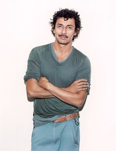 Haider Ackermann (born 29 March 1971) is a Colombian designer of ready-to-wear fashion.