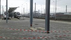 """القطار السريع في مغوغة جاهز في انتظار انتهاء أشغاله """"المتأخرة"""""""