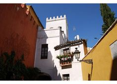 Seville-loved the colors and the window boxes of plants/flowers!