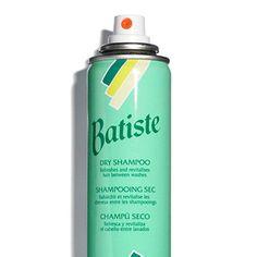 Batiste Dry Shampoo - Fitnessmagazine.com
