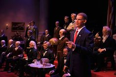 Trump Will Most Likely Not Speak in Hall of Presidents