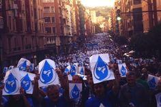 Urriak 5, 2013. Herriraren aldeko manifestazioa Bilbon. #freeherrira
