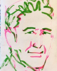 いいね!14件、コメント2件 ― @1mindrawのInstagramアカウント: 「#1mindraw #richardgere #リチャードギア #actor #俳優 #prettywoman #19490831 #birthday #誕生日 #portrait #筆ペン画」