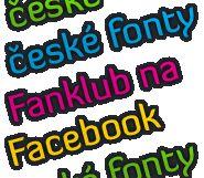 České fonty - fanklub na Facebook