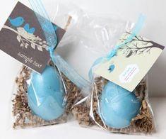 Souvenirs para baby shower con dulces - Dale Detalles