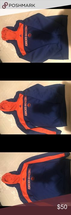 Knicks basketball sweater (adidas) Comfortable one of a kind basketball knicks sweater adidas Sweaters