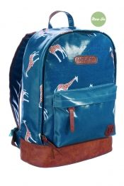 Brakeburn giraffe print backpack £35