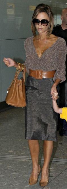 Celebrity Fashion | Victoria Beckham