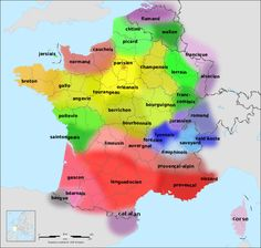 Regional French Dialects