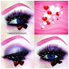 Two of hearts  - @valerievixenart- #webstagram