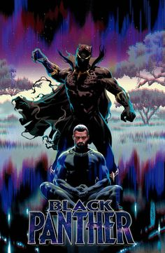 Marvel comics for September this is the cover for Black Panther drawn by Daniel Acuna and Cafu. Black Panther Marvel, Black Panther King, Marvel Vs, Marvel Heroes, Marvel Characters, Wakanda Marvel, Mark Bagley, Bros, Marvel Cinematic Universe