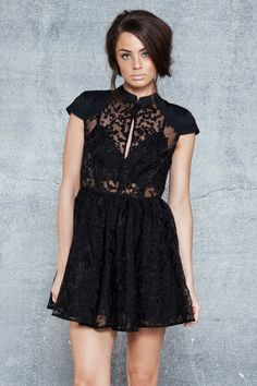 Cameo - Say It Right Dress Black
