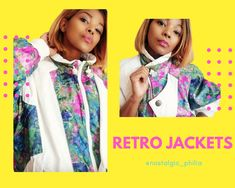 Retro Jackets  #thriftsouthafrica #retrofashion #aesthetic #vintageaesthetic #90svintage #jackets Retro Jackets, Retro Fashion, Vintage Fashion, Thrifting, Streetwear, Street Style, Collection, Street Outfit, Urban Style