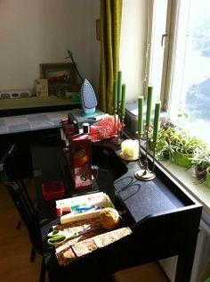 Sewing table - Kullan Koto