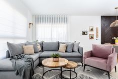 visit our website for the latest home decor trends . Home Decor Trends, Home Decor Inspiration, Living Room Grey, Living Room Furniture, Backyard Cabin, Diy Bathroom Decor, Minimalist Decor, Simple House, Modern Decor