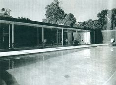 Alexandra Curtis House, 1950 by Raphael Soriano
