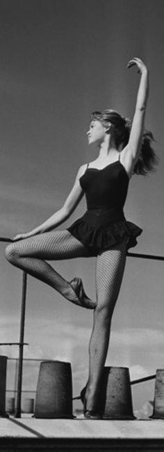 Brigitte Bardot by Walter Carone 1952