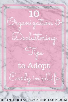 10 Organization and