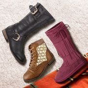Take a look at the Her Too-Cute Boots event on #zulily today!