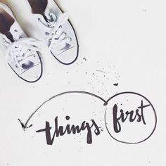 Para inspirar: tipografia e letterings criados por Jennet Liaw
