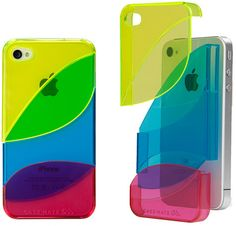 iPhone case~ ok so this is really cool I love different colors and this would be perfect ♡