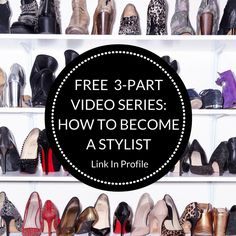 Want to learn how to become a stylist? Then you are going to LOVE this FREE 3-part video series, which includes a lesson straight from one of School of Style's classes.  Watch video 1 now!