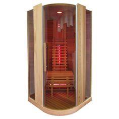 Infraroodcabine Elite One Infrarot Sauna, Steam Sauna, Sauna Room, Jacuzzi, Portable Sauna, Traditional Saunas, Basement Bar Designs, Gym Room, Tall Cabinet Storage